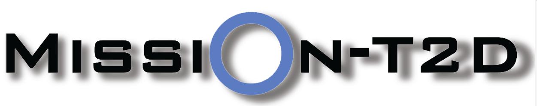 logo mission T2D